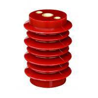 ZN8-12Q/90X130 Epoxy Resin Cast Insulators , Switchgear Post Insulator