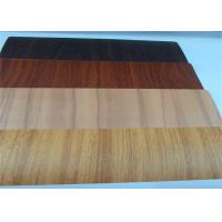 Buy cheap Vacuum Press Matte Lamination Roll Polywood Surface Design International Style from wholesalers