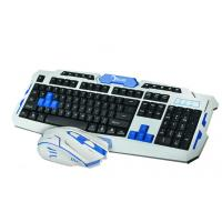 Buy cheap Cordless Mouse And Keyboard Combo For Windows 10 / 8 / 7 / Vista / XP Notebook from wholesalers