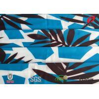Fengcai digital print fabric 88% polyester 12% spandex knitted fabric