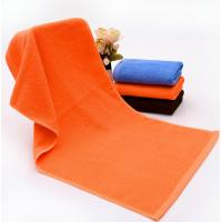 Buy cheap 33*73cm(13''*29'')Hotel Beauty Salon One Color Cotton Face Towel Hand Towel Hair Towel from wholesalers