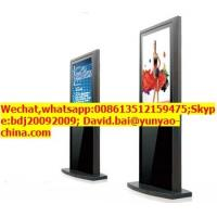 Buy cheap 42/46/55 Standing Floor Digital Signage from wholesalers