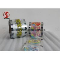 Buy cheap Laminated Flexible Packaging Film , Colors Printed Packaging Shrink Wrap Film from wholesalers