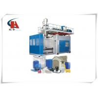 Buy cheap Plastic Stretch Extrusion Blow Molding Machine 4 Die Heating Zones CE Approved from wholesalers