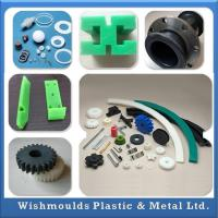 Buy cheap Nylon Prototypeprecision CNC Machined Parts Injection Moulding With GF PA product