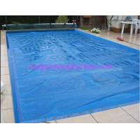 Blue Bubble Thermal Solar Swimming Pool Covers 300 Mic 500 Mic Pe Material 107049020