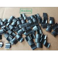 Y30 Y33 Y35 Grade Ferrite Arc Magnet , Ceramic Motor Arc Segment Magnets