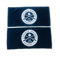 Buy cheap cheap hand towel cotton velour printing design face towel custom logo from wholesalers
