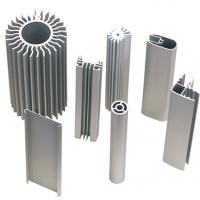 Buy cheap China 7075 aluminum extrusion profile for cnc micro machining from wholesalers