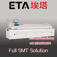 Buy cheap (E8) Reflow Oven, Automatic PCB Soldering Machine with 8 Zones from wholesalers