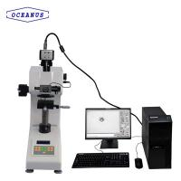 Buy cheap HVS-1000 Computer Digital Micro Hardness tester with Manual turret product