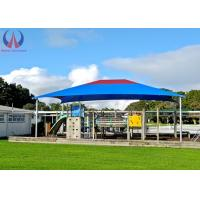 Buy cheap Environmental Playground Tarp Cover Durable Outdoor Structures Shelters & Canopies from Wholesalers
