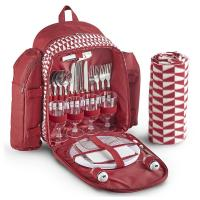 Buy cheap Reusable Picnic Insulated Food Delivery Bags 18 Can For Food / Drinks from wholesalers