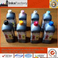 Buy cheap Uncoating Direct Eco Solvent Ink for Leather/PU/PC/PVC/Plastic/ABS from wholesalers