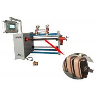 Buy cheap SGS CNC Transformer Automatic Coil Winding Machine With Two Wire Guide from wholesalers