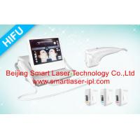 Buy cheap Ultherapy Ultrasound Skin Lifting Machine / Effective HIFU Machine For Wrinkles Removal from wholesalers