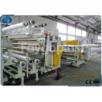 Buy cheap Full Automatic Plastic Sheet Making Machine , PC Hollow Profile Extrusion Line from wholesalers