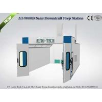Buy cheap AT-9000B Semi Downdraft Spray Booth with Heating System,Exhaust Air from Back,Semi Downdra from wholesalers