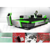 Buy cheap CNC Laser Cutter Machine for Aluminum / Brass from wholesalers