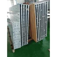 Buy cheap Silver Aluminum Honeycomb Panels 12mm Thickness Anti - Static Corrosion Resistance product