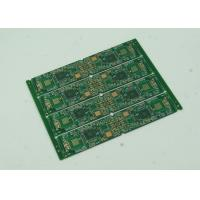 Buy cheap 8 Pannlized PCB Circuit Board Mask Matt Finish High TG / TD Board from wholesalers