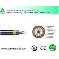 Buy cheap High Quality  All Dielectric Self-Supporting Fiber optic Cable ADSS product