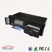 Buy cheap [MOT Requirement Accorded of China ] Disposable GPS Tracking With Built In Printer PC Server from wholesalers
