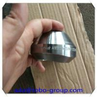 Buy cheap Stainless Steel 304 High Pressure Socket Weld Fittings 3000Lb Weldolet ASME B16.11 product