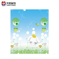 Buy cheap Plastic chain atmosphere anti fabric japanese door curtain from wholesalers