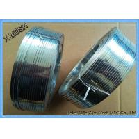 Buy cheap Copper Coated And Galvanized Binding Wire 2.25mm X 0.5mm Wire Dia from wholesalers