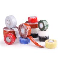 Buy cheap Silicone Rubber Self Fusing Tape Rescue Bonding  Waterproof Silicone Repair Tape from wholesalers
