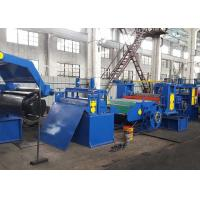 Buy cheap Hydraulic Steel Strip Metal Slitting Line / Steel Coil Slitting Machine from wholesalers