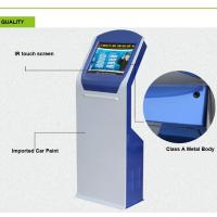 Buy cheap High Brightness Customer Service Kiosk , Self Service Payment Kiosk from wholesalers