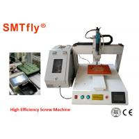 Buy cheap Fully Automatic Screw Tightening Machine For Elastic Parts Electricity Power Source from wholesalers