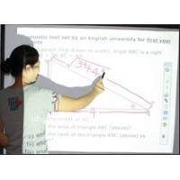 Buy cheap Interactive white board- with i-pen and wireless mouse from wholesalers