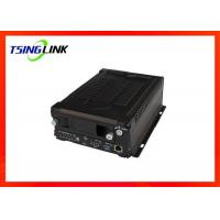 Buy cheap 8 Channel 4G Wireless HD Mobile DVR for Vehicle Bus Truck Realtime CCTV Monitoring product