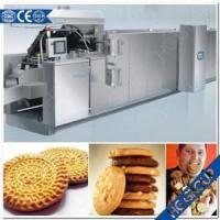Buy cheap Full Automatic Sandwich Biscuit Machine (HG-SW620) from wholesalers