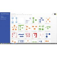 Buy cheap All Languages Visio 2016 License , Esd 1 GB RAM 32 Bit Visio 2016 License Key from wholesalers