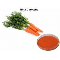 Buy cheap Carrot Extract Vegetable Based Food Coloring, 10% Beta Carotene Organic Food Coloring Powder from wholesalers