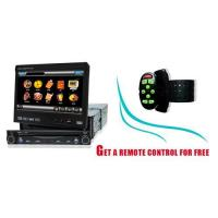 Buy cheap 7.0 inch Detachable Faceplate car dvd players with bluetooth with TV with GPS from wholesalers