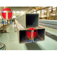 Buy cheap Stainless Steel Structural Tubing , Seamless Hollow Structural Steel Pipe from wholesalers