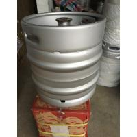 Buy cheap Beer keg 30L Europe type with S type spear fitting from wholesalers