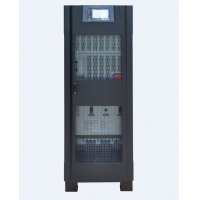 Buy cheap 10KVA-300KVA IGBT DSP Double Conversion UPS three phase online ups low frequency ups from wholesalers