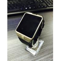 Buy cheap Smart Wrist Watch GSM Phone Camera Bluetooth Sync With Android Mobile Phones Black from wholesalers