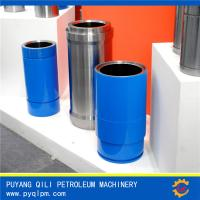 Buy cheap Mud Pump Bi-metal Liners For Drilling Rig Pump Spares from wholesalers