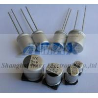Buy cheap SMD Chip Aluminum Electrolytic Capacitor from wholesalers