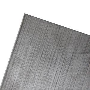 China Machinery Parts Brushed 6061 T4 Custom Aluminium Sheet on sale