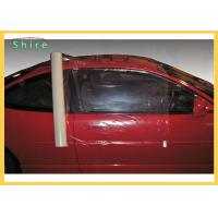 Buy cheap Collision Wrap Film Self Adhering Weather Barrier For Damaged Vehicles from wholesalers