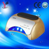 Buy cheap Automatic infrared sensor/ 48w light therapy nail dryer/ LED armor light therapy machine from wholesalers