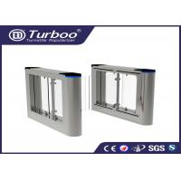 Buy cheap Pass Width 600-900mm Swing Barrier Gate Automatic Access Control 100-240V 35w product